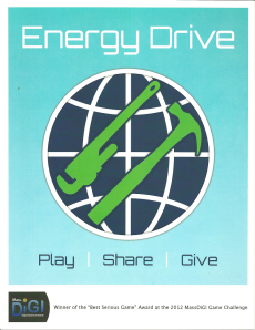 Poster for Imagine RIT 2012.